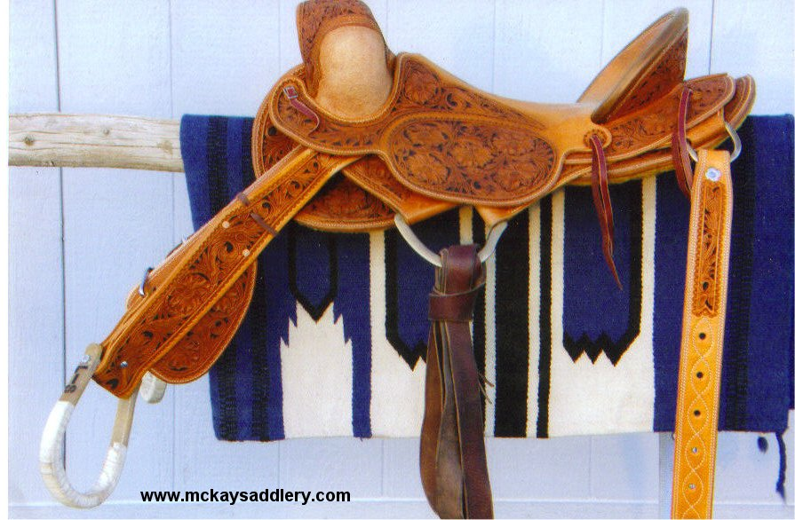 McKay Custom Built Saddles
